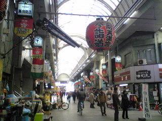 日本一長い商店街