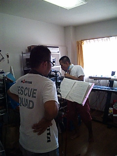 レコーディング(2)